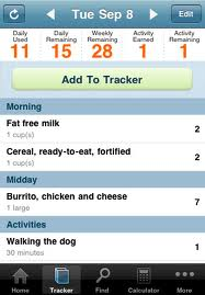 weight watchers apps