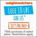 weight watchers online promotion code